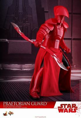 Hot Toys MMS454 Star Wars 1/6 The Last Jedi Praetorian Guard Double Blade Ver.