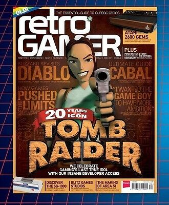 Retro Gamer Magazine Issue 163 (new)  2017