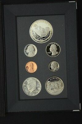 1991 U.S. Prestige Proof Set-No Reserve-Free Shipping