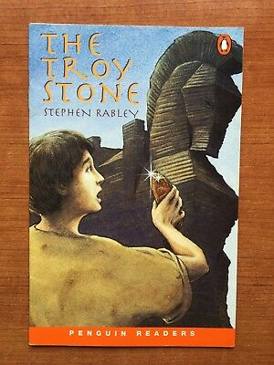 Penguin Readers, The Troy Stone