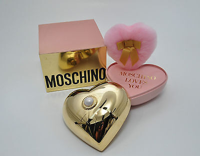 MOSCHINO, Poudre parfumé, perfumed body powder,  100 gr.