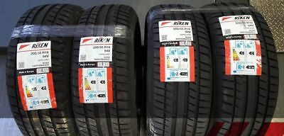 4x Pneumatici gomme estive 205 55 R16 94V XL Road Performance Riken by Michelin