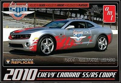 AMT 1/25 2010 Chevy Camaro RS/SS Coupe - Plastic Model Car Kit - 1/25 Scale