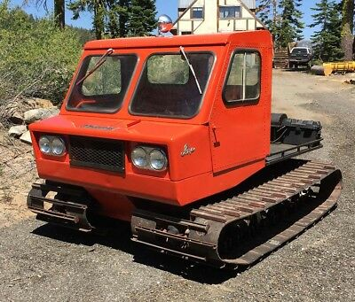 Thiokol IMP (Model 1404) Wide Track Snowcat Snow Cat