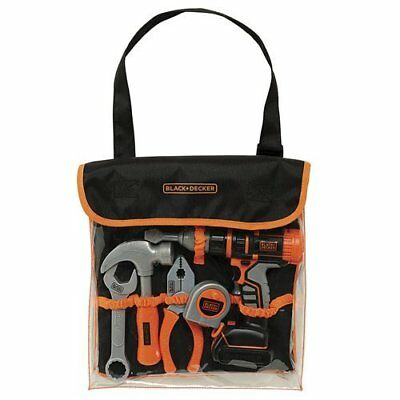 Smoby Black & Decker Tool Bag