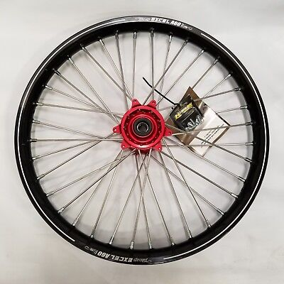 Haan Front Wheel CR/CRF 95+ A60-Red