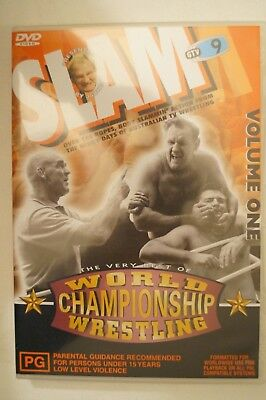 SLAM -The Very Best of World Championship Wresting -Vol.1-Presented by Jacko-DVD