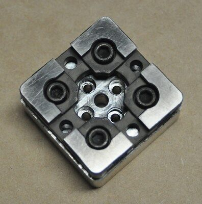 (10) SYSTEM 3R COMPATIBLE 54mmx 54mmPALLET HOLDERS FORSYSTEM 3R MACRO SYSTEM