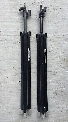 Smith Victor Light Stands (2)