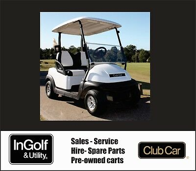 CUSTOM 2014 Club Car PRECEDENT 48V Electric Golf Cart Buggy Buggie Charger