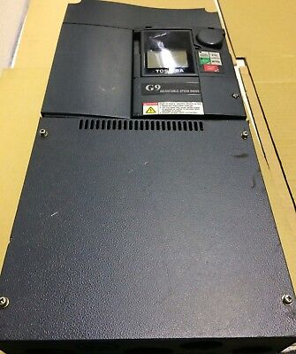 Toshiba VT130G9U4270 Transistor Inverter G9 ADJUSTABLE SPEED DRIVE 275kVA-25HP