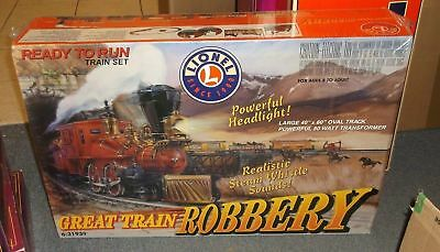 Lionel #31939 Great Train Robbery General