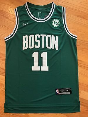 eb7ff0c0f Men s Boston Celtics Kyrie Irving  11 Green Stitched Basketball Jersey XL