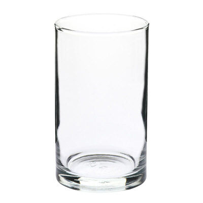 72x Crown Commercial Tumbler Glass 260mL Cocktail Water Mixed Drink