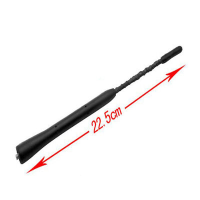 9'' Replacement Cars Radio Stereo Aerial Sting Mast Antenna Black Useful New
