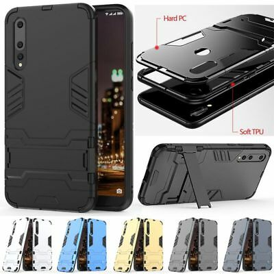 For Huawei P20 Pro Lite Cover Case Shockproof Hybrid Rugged Rubber Armor Hard