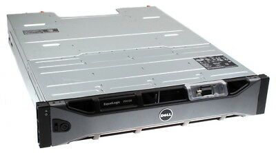 Dell EqualLogic PS4100 Chassis // Dell P/N: H6R5Y A03 // Model: E03J