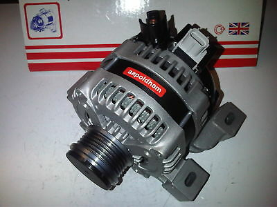 Fits Ford Focus Mk2 St + Rs Rs500 2.5 Turbo 2005-2011 Brand New 140A Alternator