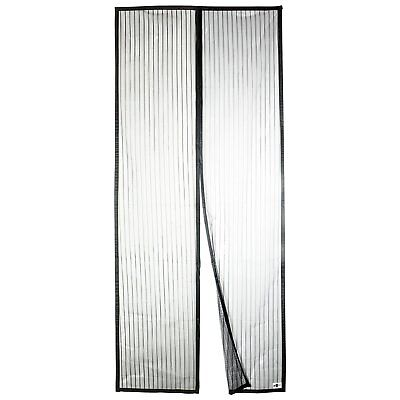 """Apalus Magnetic Screen Door, 36""""x83"""" Super Strong Fly Mesh, 28 Magnets From Top"""