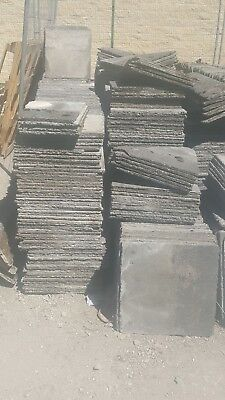 Reclaimed Concrete Hardrow Tiles | Next Day UK Delivery Available | Price for 2