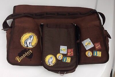 Bundaberg Rum Travel and Toiletries Bags