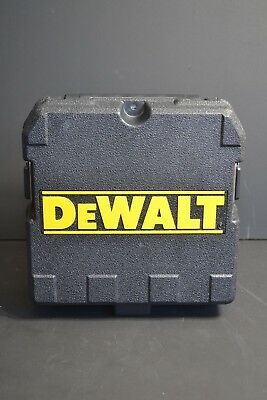 Dewalt DW088 Self Leveling Cross Line Laser Level
