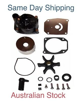 New Johnson Evinrude Full Water Pump Kit W Housing 60 65 70 75 HP 432955 436957