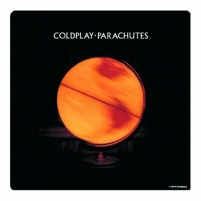 Coldplay Parachutes Album Cover Single Drinks Coaster Gift Band Fan Official
