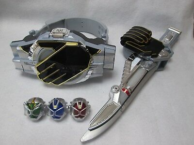 Masked Kamen Rider Wizard Driver,Magic Ring,Wizard DX Sword Gun SET Japan F/S