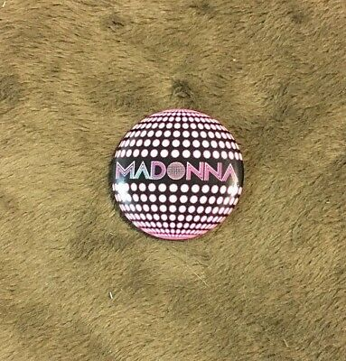"""Madonna """"confessions On A Dance Floor"""" Button"""