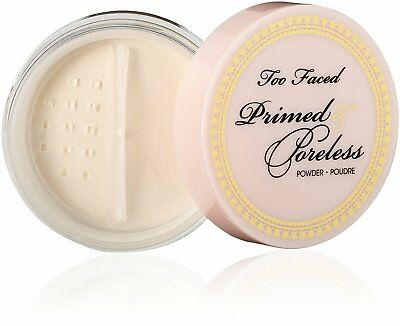 Too Faced Primed And Poreless Priming Powder & Finishing Veil 4.5 g / 0.16 Oz.