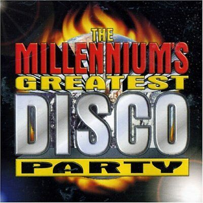Various Artists-The Millennium's Greatest Disco Party  (UK IMPORT)  CD NEW