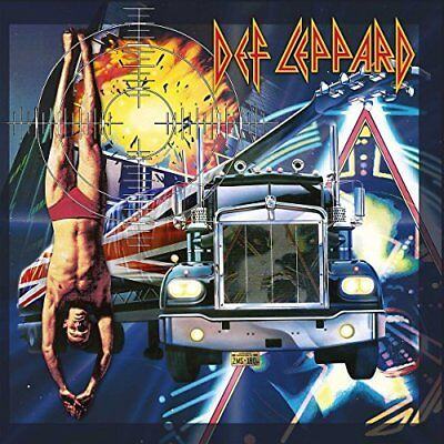 Def Leppard-Cd Collection: Volume One (Ltd) (Box)  (Uk Import)  Cd New