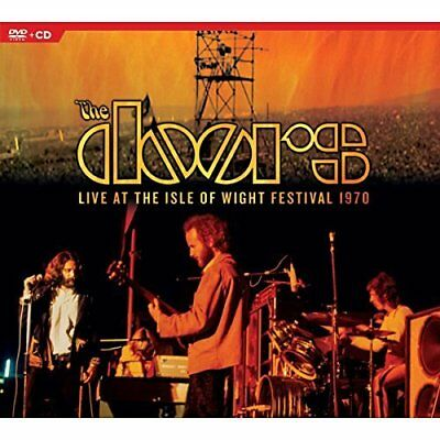 Doors-Live At The Isle Of Wight Festival 1970 (W/dvd)  (Uk Import)  Cd New