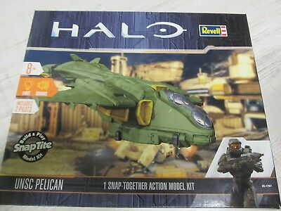 139MB - Revell Halo 851767 - Bausatz UNSC Pelican Light / Sound - neu in OVP