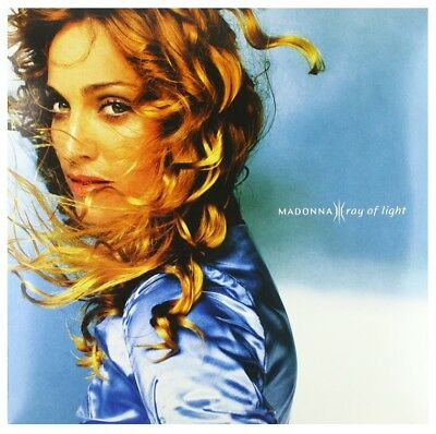 MADONNA - Ray Of Light 2LP (Limited Edition 180gr nuovo sigillato)