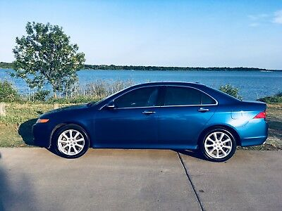2006 Acura TSX Auto w. Navi Clean 2006 Acura TSX with Navigation