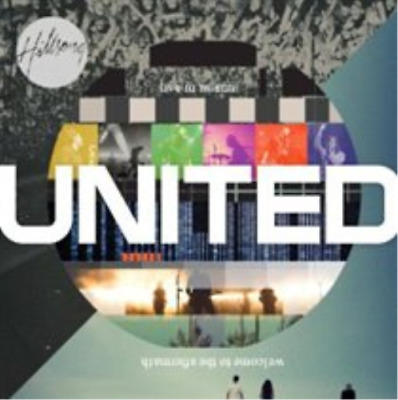 Hillsong United-Live in Miami  (UK IMPORT)  CD NEW
