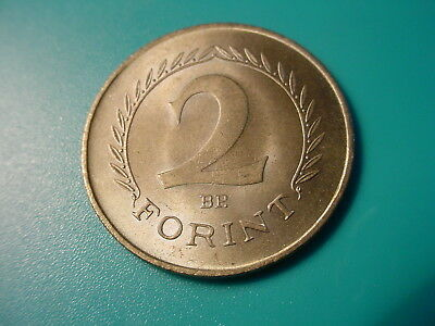 Hungary - 1957 2-Forint In Very Nice Uncirculated Condition