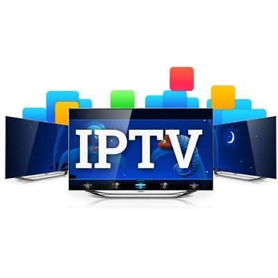 NEO PRO2 IPTV 12 mois, sur smart tv,Android box. Gsm