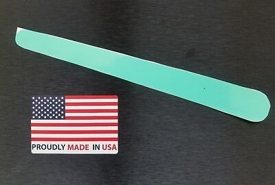HRC* Colorado state flag chain stay guard Frame Protector Sticker bicycle decal