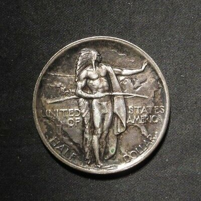 1926-S Oregon Silver Commemorative Half Dollar 50¢- XF