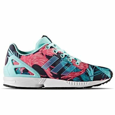 3e4823ed59bdc ADIDAS ZX FLUX BY9827 Juniors Trainers~Originals~SIZE UK 6 ONLY ...