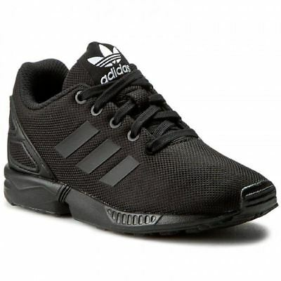 81028a88a17f7 ADIDAS ZX FLUX S76297 Childrens Trainers~Originals~UK 10 to 2.5 Only ...