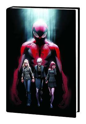 ULTIMATE SPIDER-MAN FALLOUT Marvel Comics Hard Cover HC GN Graphic Novel New