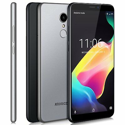 "KEECOO P11 portable débloqué 4G Android 7.0 5.7"" Smartphone IPS 8Go ROM Dual SIM"