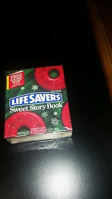 """Vintage Life Savers Christmas Book With Limited Edition """"A Golden Book # (2)"""