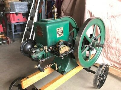 Stover, 2 hp Hit & Miss Gasoline Engine