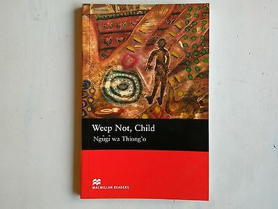 Weep Not, Child by Ngugi wa Thiong'o, Paperback Book in English