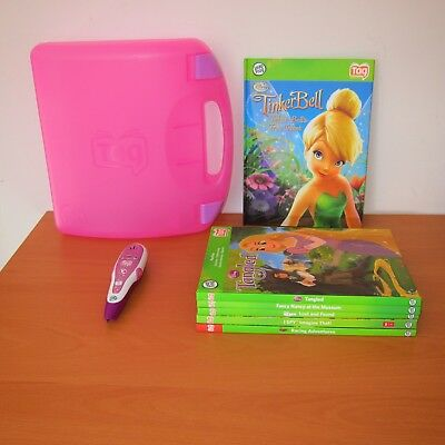 LeapFrog Tag : 6 Story Books and Tag Pen & Carry Case Bundle